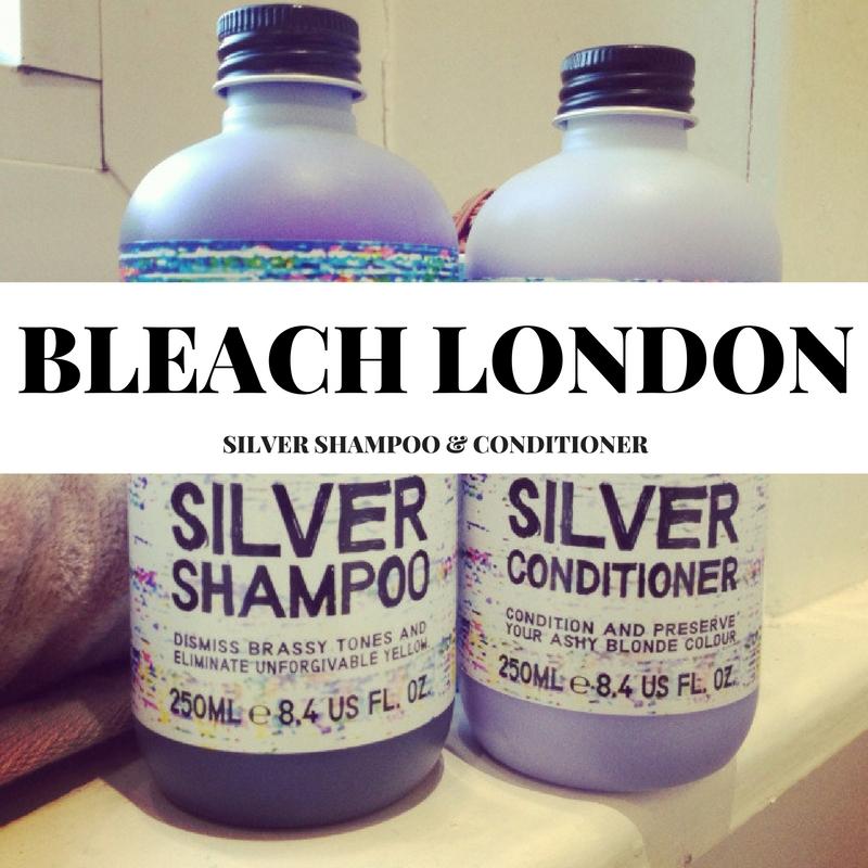 bleach London review blonde ash hair