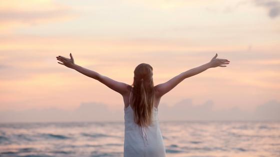 year of gratitude mental health blogger UK