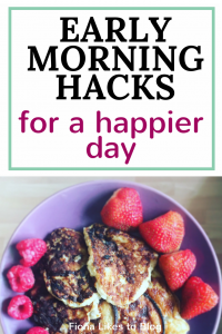 morning hacks life routine tips make up hacks