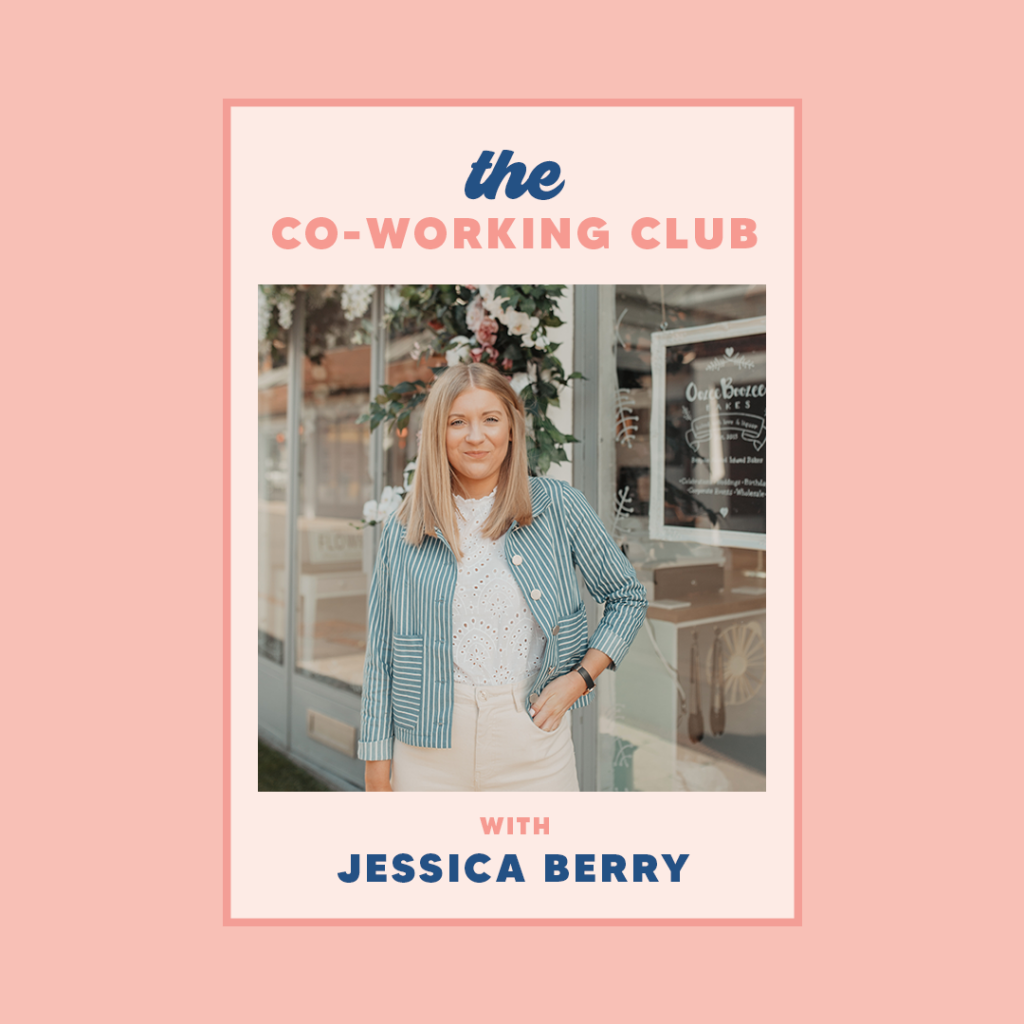 coworking club podcast for freelancers