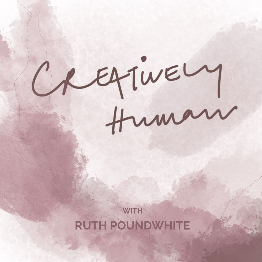 creatively human podcast for freelancers